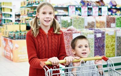 Food products marketed to kids… how healthy are they?