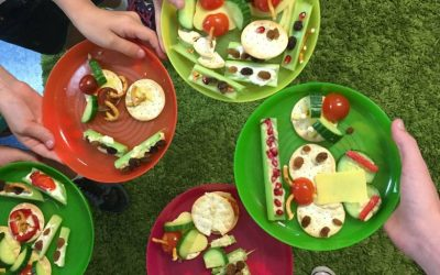 A letter to childhood educators: How I taught 20 kinder kids to be food explorers (without bribing them) and how you can too