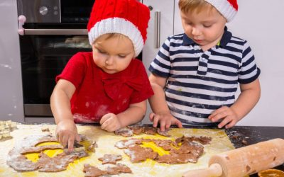 Christmas leftovers cooking fun!