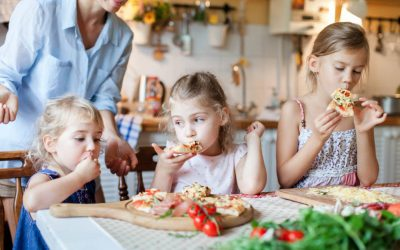 Kids and nutrition education