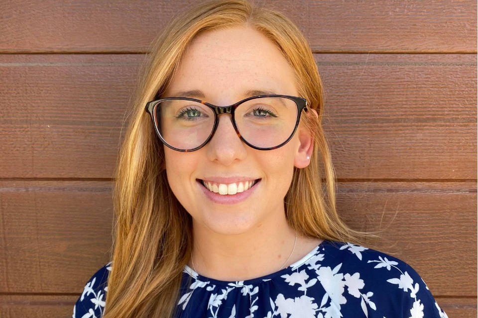 Kirsty Doig, Accredited Practising Dietitian with Kids Dig Food